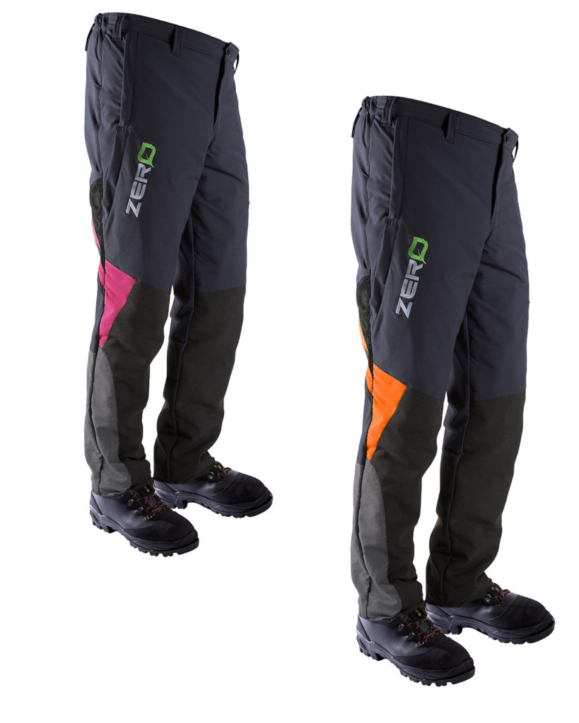 Clogger Zero chainsaw pants